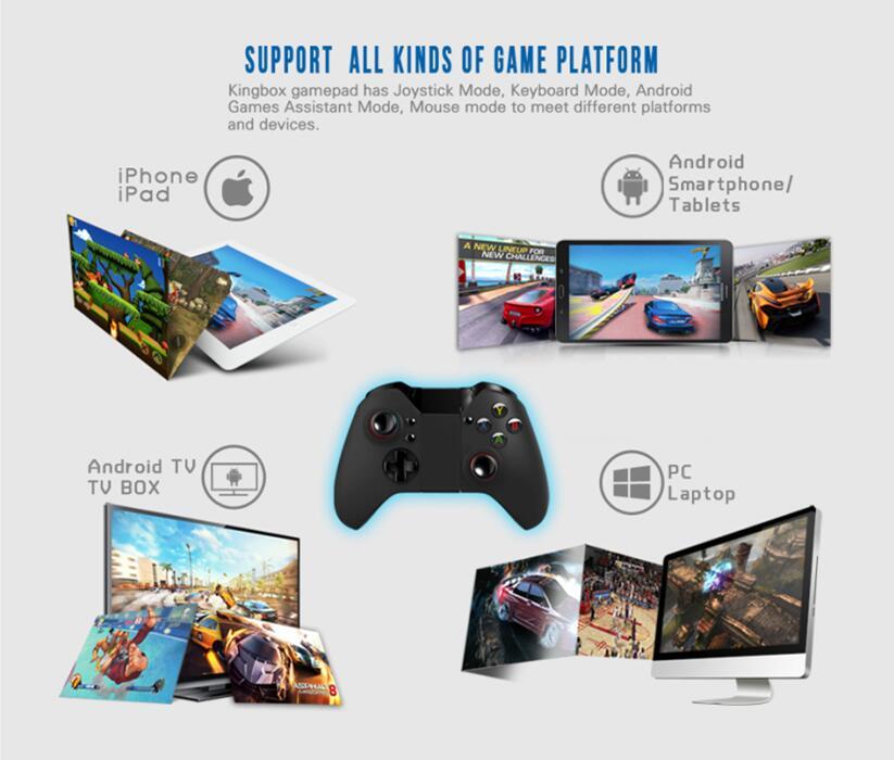ipega 9037 bluetooth gamepad-Game Controller-Ten excellent