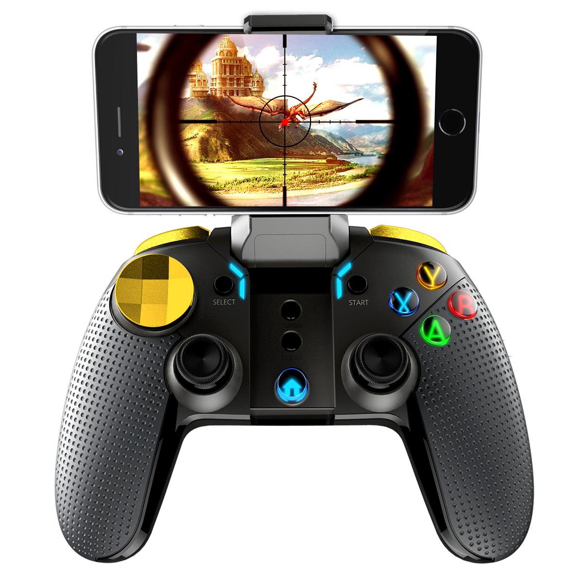 Gamepad] PG-9118 Golden Warrior Bluetooth gamepad PUBG
