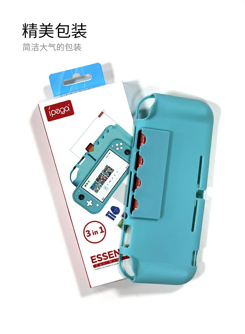 Ipega-SL009 3 in 1 Switch Lite Suite