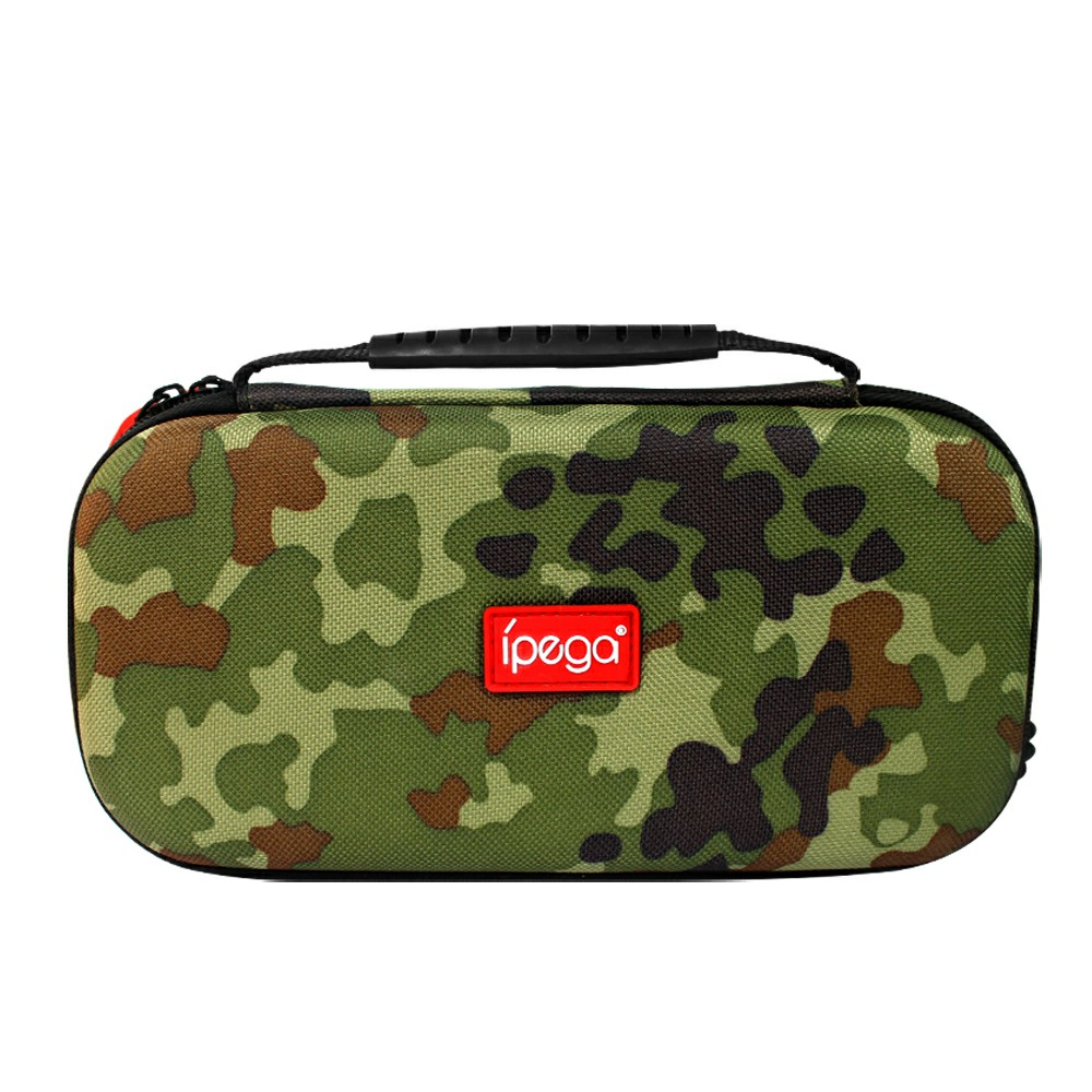 Ipega-sl020 n-switch Lite camouflage carrying case