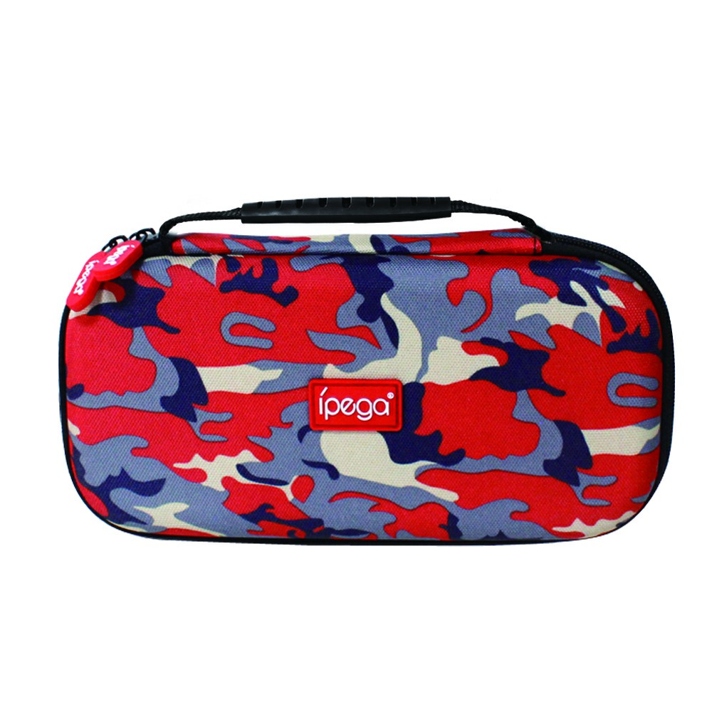 Ipega-sl021 n-switch Lite camouflage carrying case