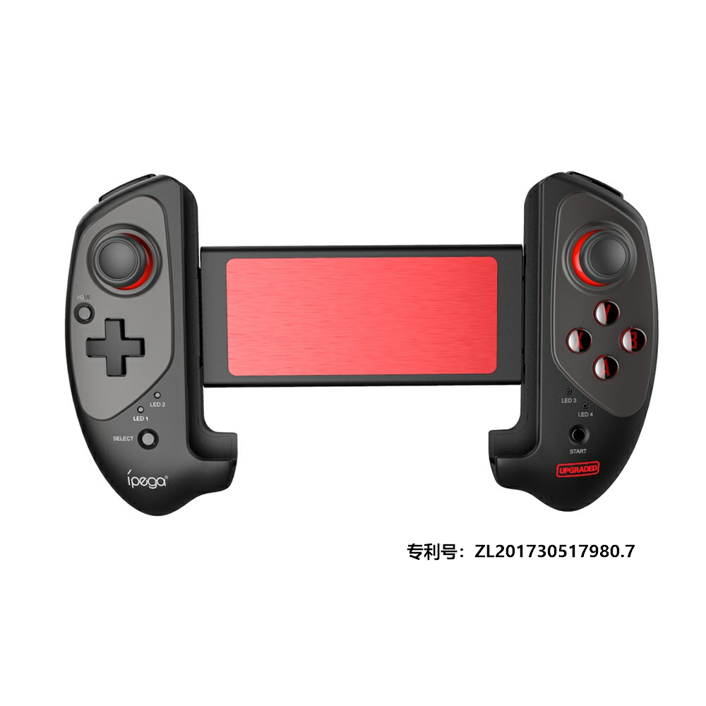 Ipega 9083s Red Bat Game Controller